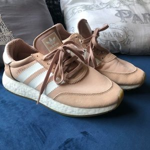 Adidas I-5923 Nude and White